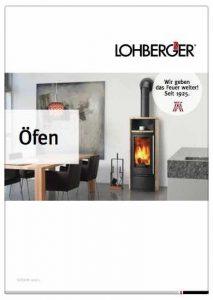 Lohberger Kaminöfen Katalog