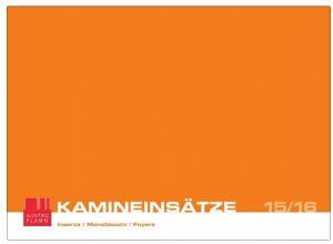 AustroFlamm Kamineinsätze Katalog